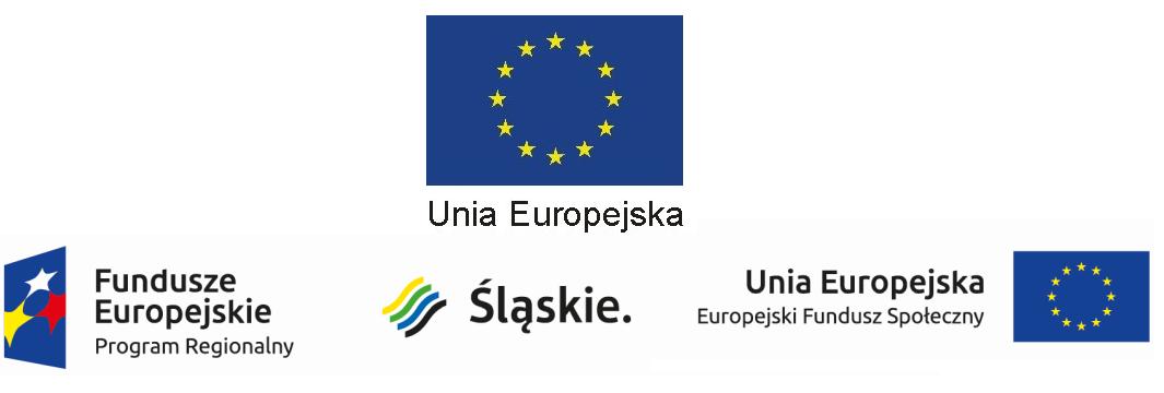 Logotypy UE - projekt